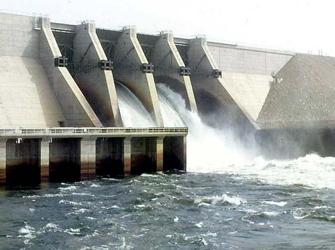 Kainji Dam, Hydro Power Plant intact ― Mainstream