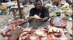 •  Fresh meat could be good or bad.  Studies show that people who ate the most red meat and processed meat are likely to die sooner .Moderation is the key when it comes to consumption of  meat