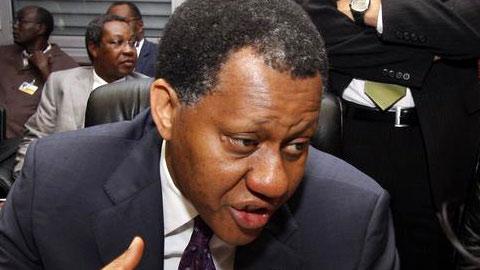 Minister of Foreign Affairs, Mr. Odein Ajumogobia