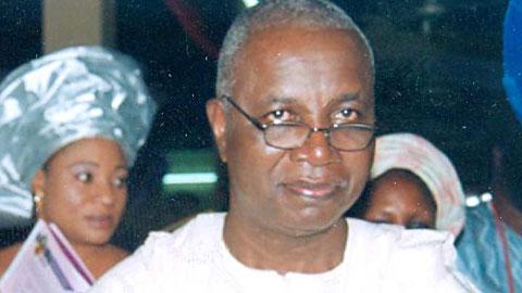 Dr Olusegun Kokumo Agagu