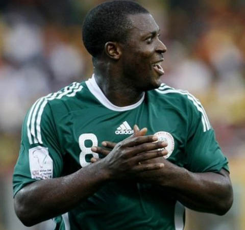 Eagles, striker Yakubu Aiyegbeni