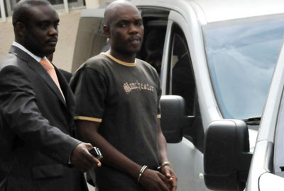Court strikes out treason charge against Charles Okah