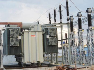 PHCN power station