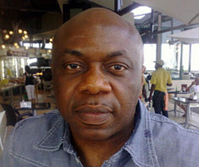An undated private photo obtained on October 19, 2010 from Oka's family in Johannesburg shows Henry Okah, the former leader of the Movement for the Emancipation of the Niger Delta.