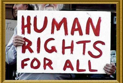 Human rights, Buratai