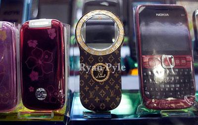 Fake-phones
