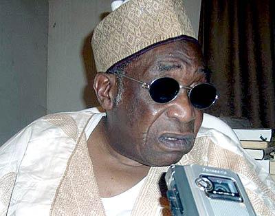 Ag. President mourns `elder statesman' Maitama Sule