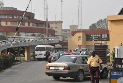 State Secretariat Alausa, Lagos: Under bomb threat?