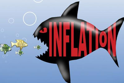 Inflation reaches 11-yr high, at 18.55% in Dec. 2016