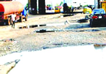 Kirikiri road, Apapa, Lagos.