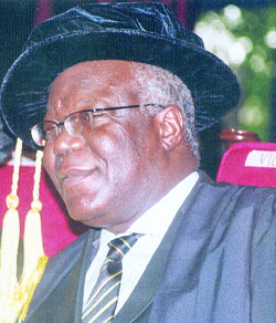Former Unilag VC, Prof Ibidapo Obe, is dead