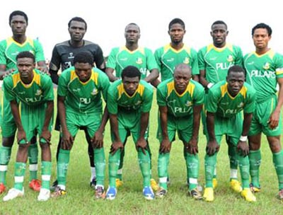 Kano Pillars' team