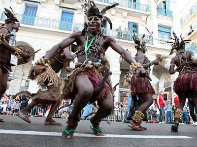 Africans in diaspora