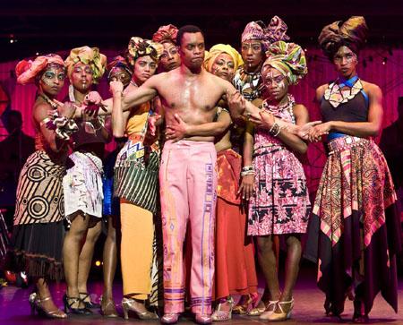 Fela reawakens at the Broadway Musical Concert