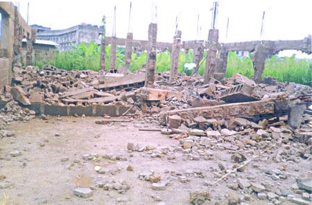 Residents of demolished estate in P-Harcourt  demand N5bn compensation