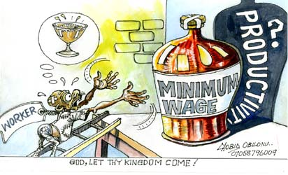 Labour leaders in Rivers insist on N66,500 minimum wage