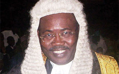 Mohammed Adoke, Justice Minister
