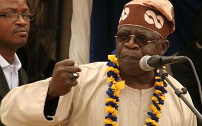 Bola Tinubu, ACN National Leader
