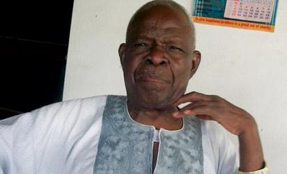 Major General Adeyinka Adebayo...