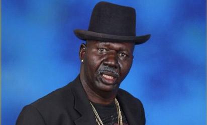Mr Babatunde Omidina, a.k.a. Baba Suwe