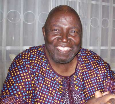 Prof Omo Omoruyi