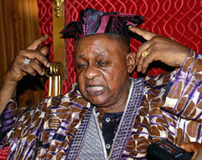 Alaafin writes Fayemi: Don't import subculture of traditional degradation in Yorubaland