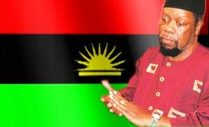 Late Igbo Leader, Dim Chukwuemeka Odumegwu-Ojukwu