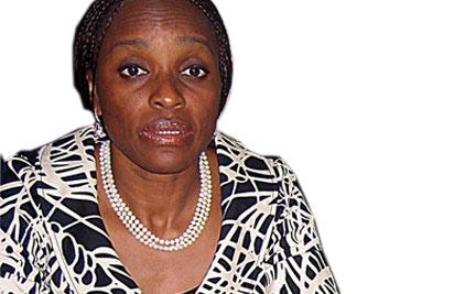 Communications & Tech Minister, Omobola Johnson
