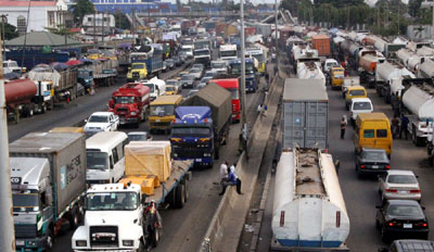 Apapa Traffic Horror Govt Set For Showdown With Tanker Drivers