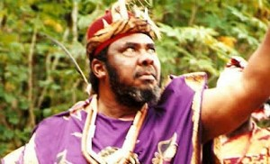 *Peter Edochie, alive and well