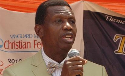 I'm not a prosperity preacher, says Adeboye