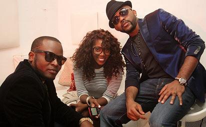 *Eldee, Tiwa and Banky W