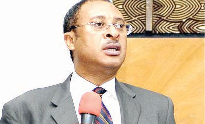 Delta mortgaged with borrowing  —Utomi