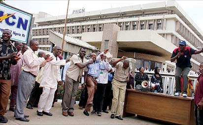 *Workers of PHCN