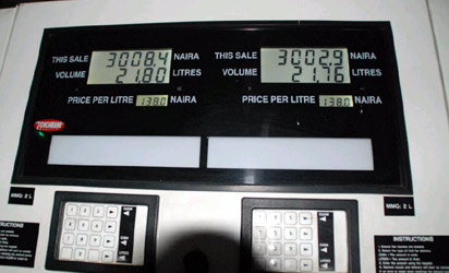 Fuel price reduction