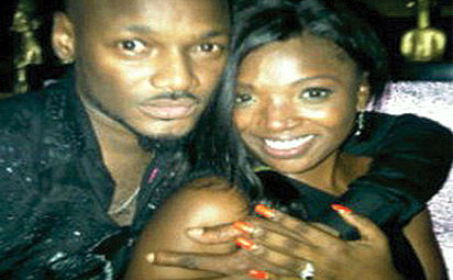 Who is 2face dating after divorce