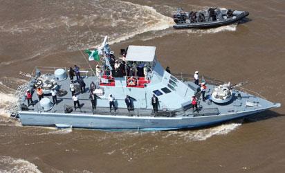 File Photo: Nigerian Navy