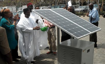 *PSC Solar generator