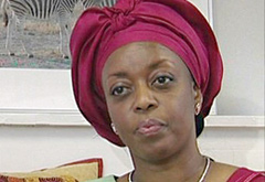 Minister of Petroleum Resources, Alison-Madueke