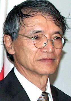 Japanese Amb. Ryuichi Shoji