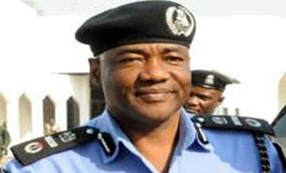 MD Abubakar, Police IG