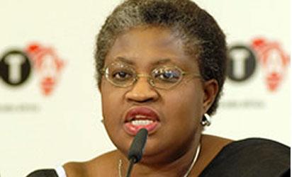 Finance Minister, Ngozi-Okonjo-Iweala