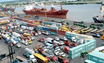 ...Sea port