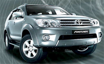 *Toyota-Fortuner