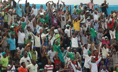 Nigerian-Footbal-Fan