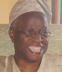 Prof Adamolekun