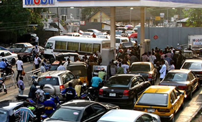 Fuel scarcity to ease weekend — FG