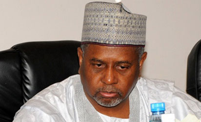 National Security Adviser, Col. Sambo Dasuki,rtd