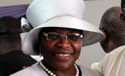 Erstwhile Vice President of the World Bank for Africa, Dr Oby Ezekwesili
