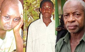 File: Late Thadeus's mother, Late Michael, Michael's step father: They were killed by Fulani herdsmen